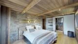 La Tania Location Chalet Luxe Couzite Chambre1