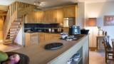 Le Grand Bornand Location Appartement Luxe Lavenice Salon