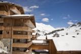 Le Grand Bornand Location Appartement Luxe Leucite Duplex Extérieur