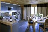 Le Grand Bornand Location Chalet Luxe Leonite Cuisine