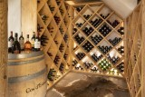 Le Grand Bornand Location Chalet Luxe Leonute Cave A vin