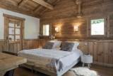 Le Grand Bornand Location Chalet Luxe Leonute Chambre