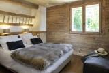 Le Grand Bornand Location Chalet Luxe Leonute Chambre2