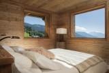 Le Grand Bornand Location Chalet Luxe Leonute Chambre3