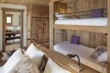 Le Grand Bornand Location Chalet Luxe Leonute Chambre5