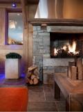 Les Carroz D'Araches Location Appartement Luxe Lacibe Duplex Réception