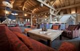 Les Carroz D'Araches Location Appartement Luxe Lilalite Duplex Réception 1