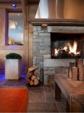Les Carroz D'Araches Location Appartement Luxe Lilalite Duplex Réception