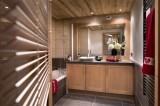 Les Carroz d'Arâches Location Appartement Luxe Lilo Duplex Salle De Bain
