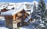Les Deux Alpes Location Chalet Luxe Cervantate Extérieur 2