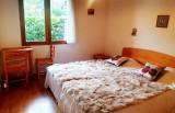 Les Deux Alpes Rental Chalet Luxury Cervantete Bedroom 1