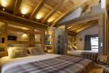 Les Deux Alpes Location Chalet Luxe Cervantute Chambre