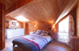 Les Deux Alpes Location Chalet Luxe Wallisite Chambre 1