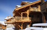 Les Deux Alpes Luxury Rental Chalet Wardite Exterior