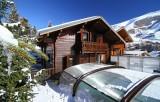 Les Deux Alpes Location Chalet Luxe Water Opal Exterieur