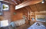 Les Deux Alpes Location Chalet Luxe Water Sapphire Chambre 1