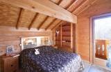Les Deux Alpes Location Chalet Luxe Water Sapphire Chambre 2