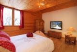 Les Deux Alpes Location Chalet Luxe Wax Opal Chambre 2