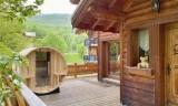 Les Deux Alpes Location Chalet Luxe Wax Opal Sauna