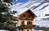 Les Deux Alpes Location Chalet Luxe Wilsonite Exterieur