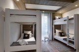 Les Gets Location Appartement Luxe Ancolie Chambre 4