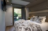 Les Gets Location Appartement Luxe Ancolie Chambre 5
