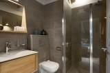 Les Gets Location Appartement Luxe Ancolie Salle De Bain 2