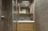Les Gets Location Appartement Luxe Ancolie Salle De Bain 3
