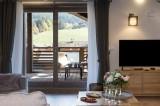 Les Gets Location Appartement Luxe Ancolie Séjour 2