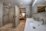 Les Gets Luxury Rental Appartment Andame Bathroom