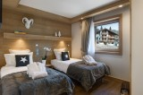 Les Gets Location Appartement Luxe Andime Chambre 2