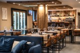 Les Gets Location Appartement Luxe Andome Restaurant