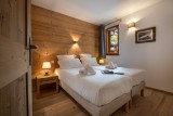 Les Gets Location Appartement Luxe Anrelle Chambre 2