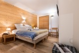 Les Gets Location Appartement Luxe Anrelle Chambre