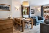 Les Gets Location Appartement Luxe Anrelle Séjour 3