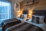 Les Gets Location Appartement Luxe Dariana Chambre 1