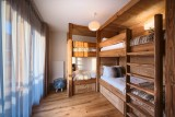 Les Gets Location Appartement Luxe Dariana Chambre Enfants