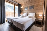 Les Gets Luxury Rental Chalet Anrolle Bedroom