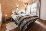 Les Gets Luxury Rental Chalet Anrulle Bedroom 2