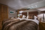 Les Gets Location Chalet Luxe Gedrite Chambre7