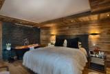 Les Gets Luxury Rental Chalet Gedrute Bedroom 4