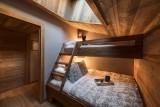 Les Gets Luxury Rental Chalet Gedrute Bedroom 6