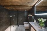 Les Gets Luxury Rental Chalet Gedrute Shower Room 2