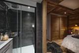 Les Gets Luxury Rental Chalet Gedrute Shower Room