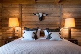 Les Gets Location Chalet Luxe Geigerite Chambre