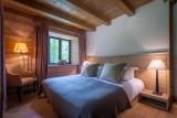 Les Gets Location Chalet Luxe Geigerite Chambre Double 3