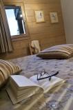 Les Houches Location Appartement Luxe Jais Duplex Chambre