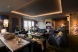 Les Menuires Location Appartement Luxe Acanta Réception 1