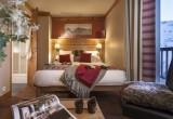 Les Menuires Luxury Rental Appartment Amini Bedroom
