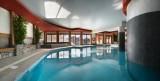 Les Menuires Location Appartement Dans Résidence Luxe Lacroisite Duplex Piscine 1